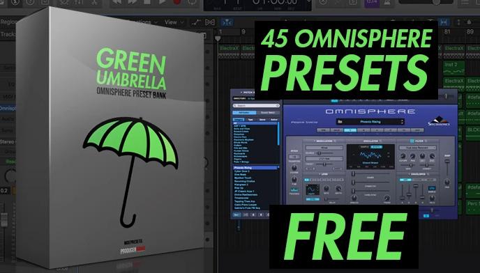 45 Free Omnisphere Preset Banks