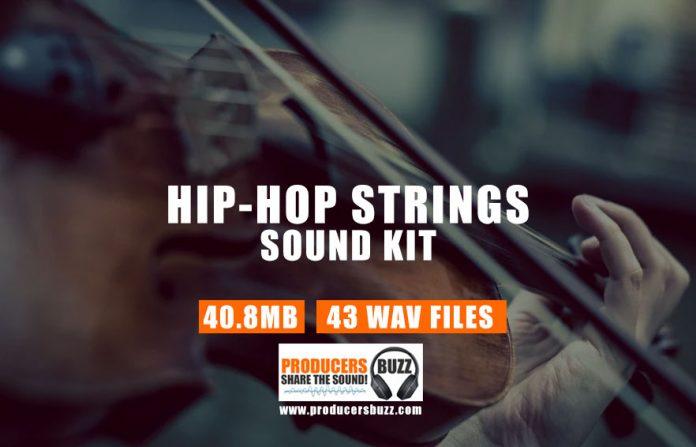String Samples | Hip-Hop String Sound Pack Samples - Drum Kit