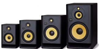 KRK Rokit G4 Studio Monitors