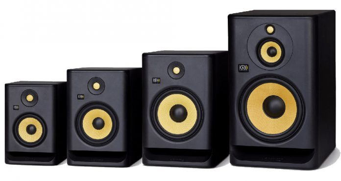 KRK Rokit G4 Studio Monitors