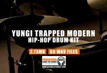 Yungi Trapped Modern Hip-Hop & Trap Drum Samples
