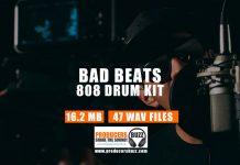 Bad Beats 808 Music Production Drum Kit