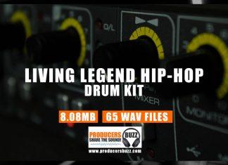 Living Legends Drum Kit - Hip Hop Drum Samples
