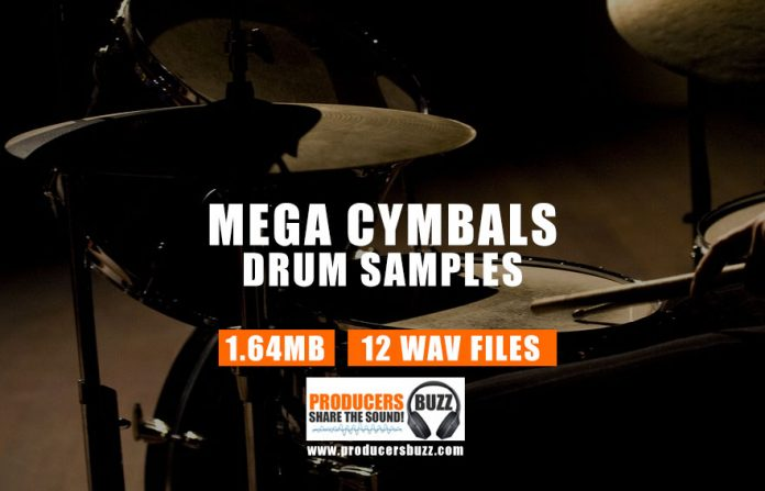 Looking For Mega Cymbals Drum Samples?