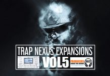 Free Nexus VST Expansion - Trap/Hip/Hop Vol 5