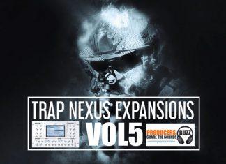 Free Nexus VST Expansion - Trap/Hip/Hop Vol 5