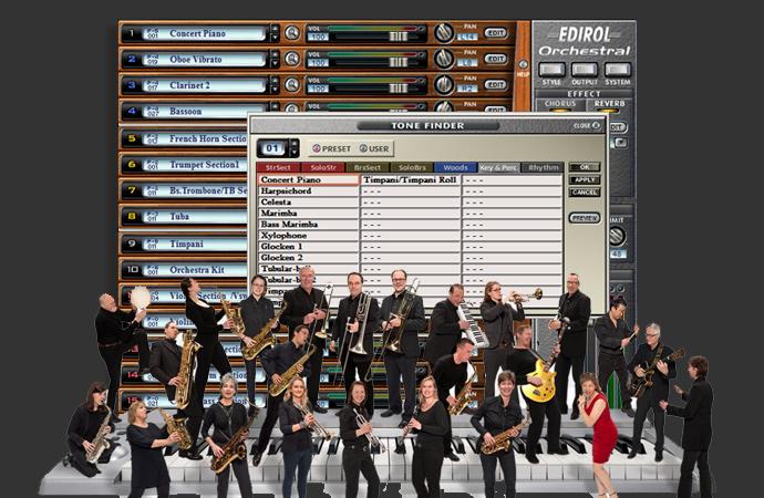 Edirol Orchestral VST | Free Download - Best Free Piano, Violin & Strings