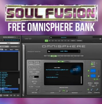 """Download Free Omnisphere 2 Presets For Making Beats """"Soul Fusion"""""""