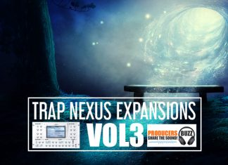 Free Hip-Hop & Trap Nexus Presets & Expansion - Trap Vol3