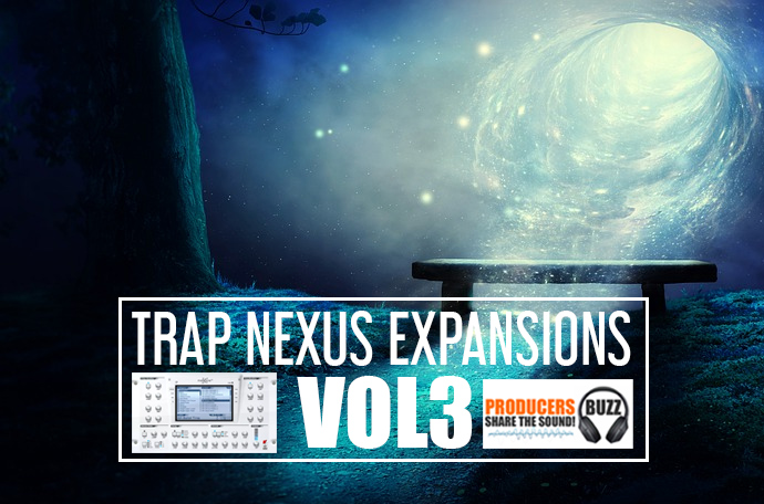 Free Hip-Hop & Trap Nexus Presets & Expansion - Trap Vol3