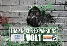 TRAP VOL 1 - FREE Nexus Presets & Nexus Expansions
