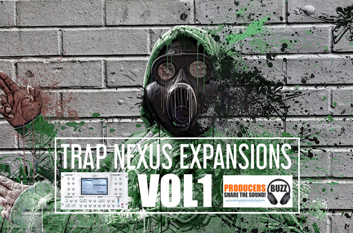 TRAP VOL 1 - FREE Nexus Presets & Nexus Expansions