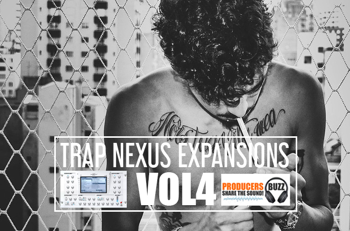 Nexus Trap Presets & Trap Expansions - Trap VOL 4