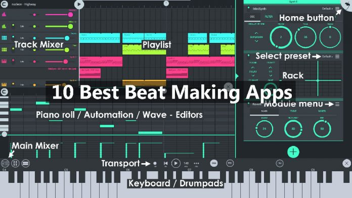 10 Best Beat Making Apps