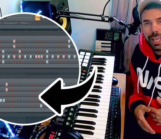 10 Hip-hop & Trap Drum Patterns in FL Studio