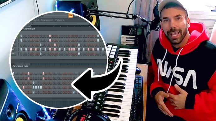10 Hip-hop & Trap Drum Patterns in FL Studio