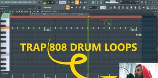 Making 808 Drum Loops in FL Studio