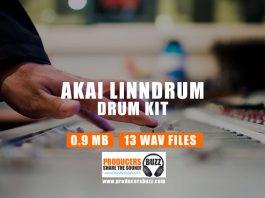 LinnDrum Drum Kit
