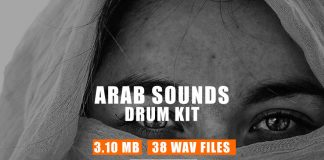 Arab Drum Kit & Arab Drum Samples For Music Production