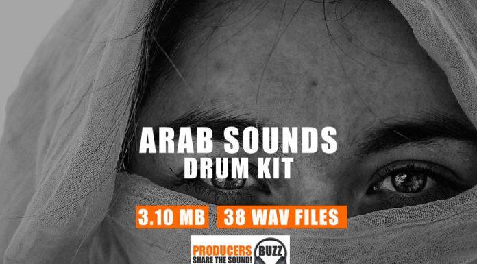 Arab Drum Kit & Arab Drum Samples For Music Production
