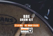 BBE Drum Kit