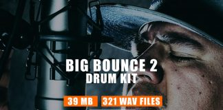 Big Bounce 2 - Trap & Hip-Hop Drum Kit & Drum Samples