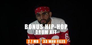 Hip-Hop Drum Kit