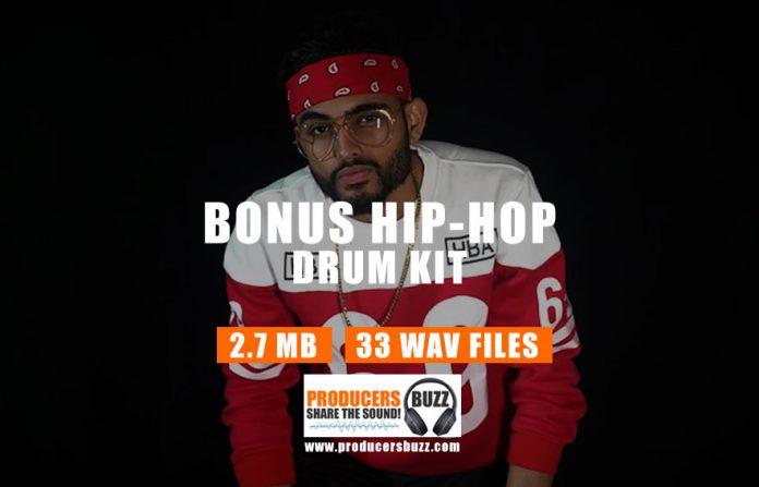 Hip-Hop Drum Kit