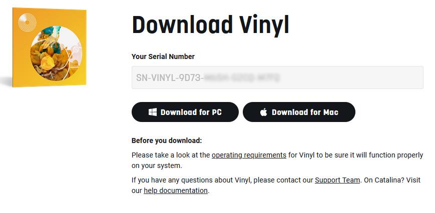 iZotope Vinyl free serial