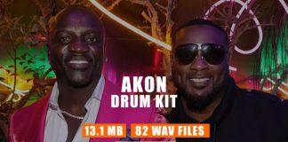 Akon Drum Kit