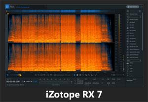 iZotope RX 7