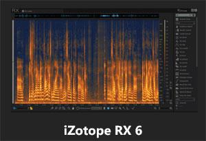 iZotope RX 6