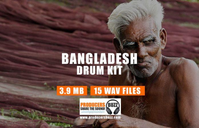 Bangladesh Drum Kit & Bangladesh Drum Loops