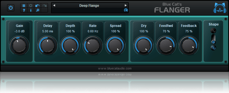 The Free Vintage Flanger