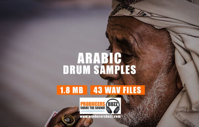 Arabic Drum Samples