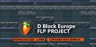 D Block Europe FLP PROJECT