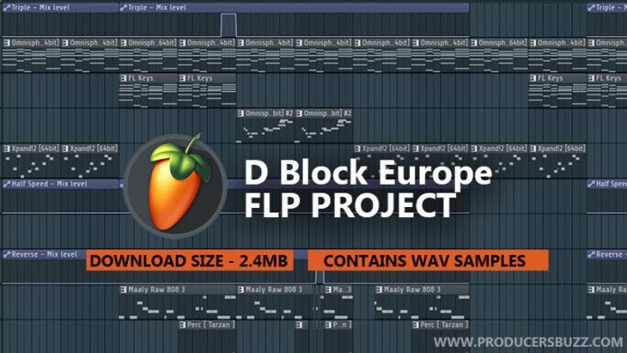 D Block Europe FLP PROJECT