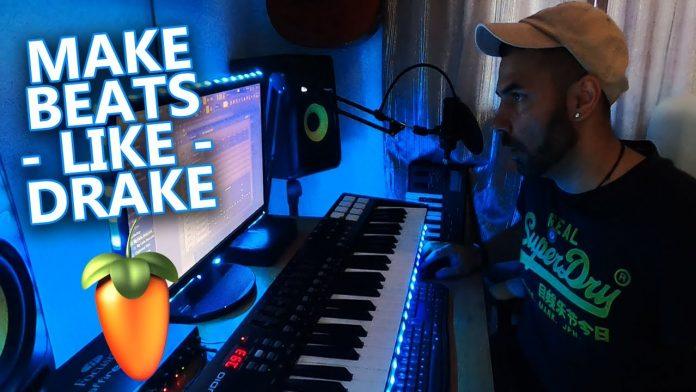 Making DRAKE Type of Beats in FL Studio 20 Tutorial