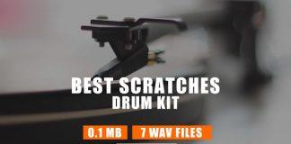 Best Scratches Sounds Drum Kit