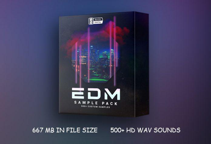 EDM Sample Pack - Download EDM Drum Samples