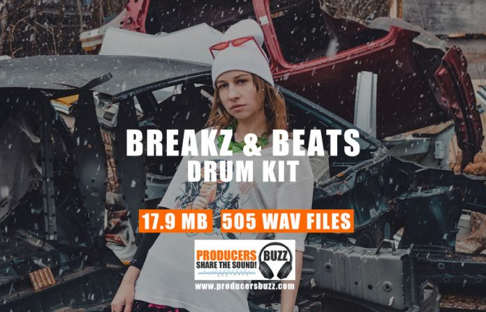 Free DnB (Drum and Bass) Drum Kit - Breaks N Beats