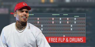 Chris Brown Club Style Drum Patterns in FL Studio Tutorial