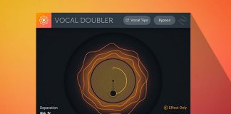 iZotope Vocal Doubler Free VST Plugin For Vocals