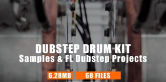 Free Dub Step Drum Kit and Dub Step Project Files