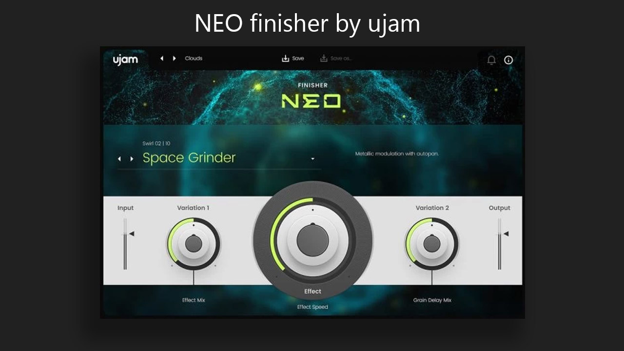 Neo finisher by Ujam