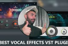 Top 2 Real Time Vocal Effect VST Plugins