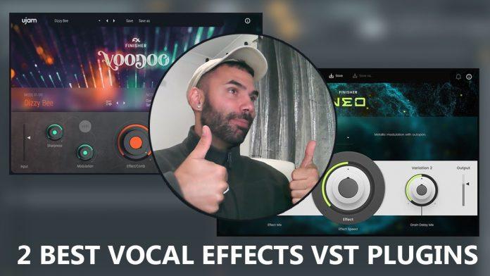 Top 2 Real Time Vocal Effect VST Plugins