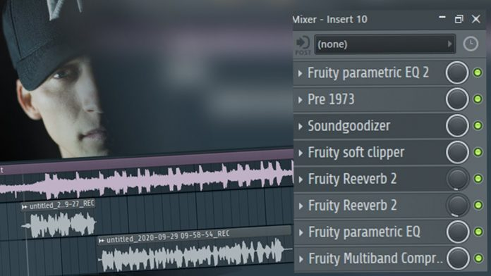 NF Type Vocal Effects Settings in FL Studio
