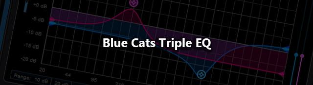 Blue Cat's Triple EQ