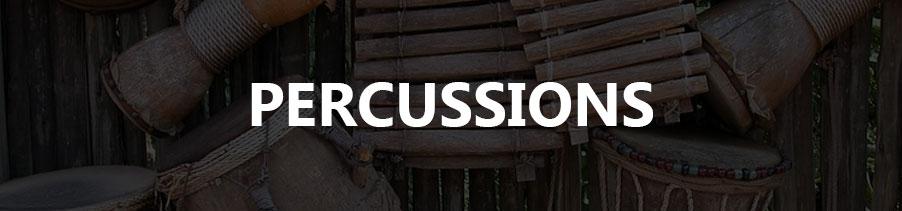 Free percussions soundfonts